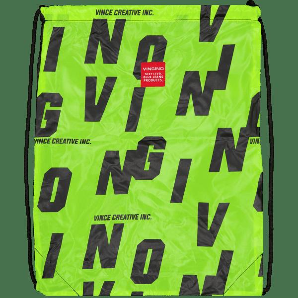 Backpack Neon Yellow
