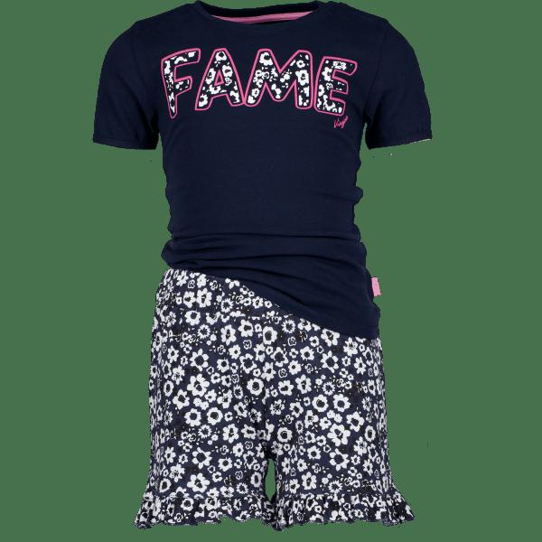 Pyjama Wild Flower Heart
