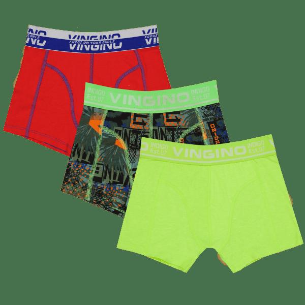 Underwear Vngn 3-Pack